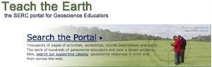 Teach the Earth, miles de recursos educativos sobre Ciencias de la Tierra