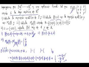 Aplicaciones lineales sin usa fórmula de cambio de base 3