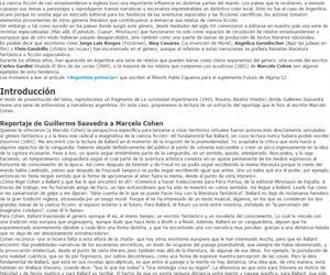 La ciencia ficción en Argentina