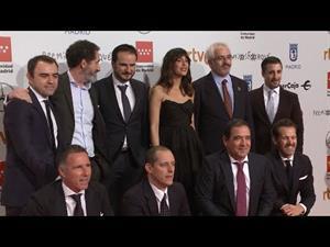 'La trinchera infinita' triunfa en los 25 Premios Forqué