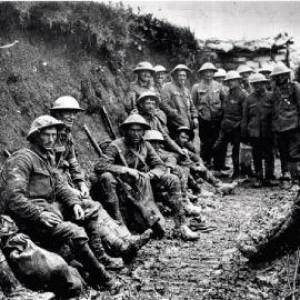 Curaduría: Primera Guerra Mundial