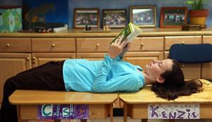 Una escuela de Silicon Valley sin tablets ni ordenadores (New York Times)