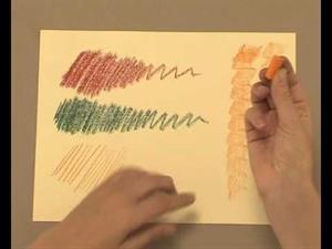 Técnicas artísticas: Pastel (EducaThyssen)