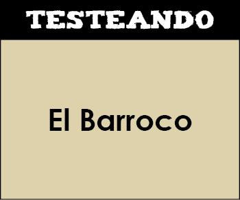 El Barroco. 1º Bachillerato - Literatura (Testeando)