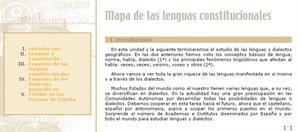 Realidad plurilingüe de España (Proyecto Agrega)
