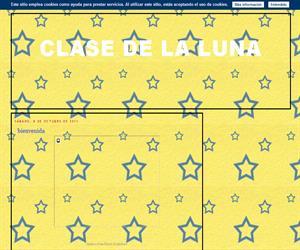 Clase de la Luna (Blog Educativo de Educación Infantil)
