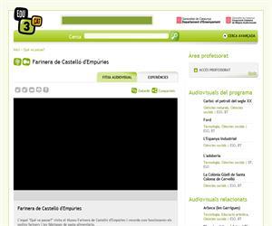 Farinera de Castelló d'Empúries (Edu3.cat)