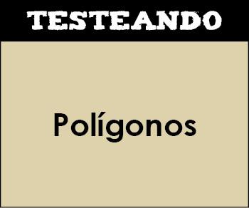 Polígonos. 3º Primaria - Matemáticas (Testeando)