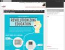Infografía: 'How the Internet Is Revolutionizing Education By Nicholas Jackson' (Vía @eraser)