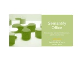 Semantify office