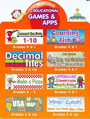 ABCya.com, juegos y actividades interactivas para Primaria