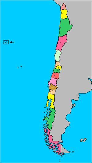 Mapa interactivo de Chile: regiones y capitales (luventicus.org)