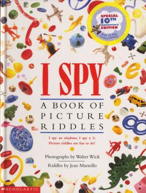I spy: A book of picture riddles (International Children's Digital Library)