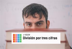 División por tres cifras | Teoría y ejemplos #YSTP
