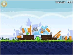 Angry Birds: la física del tiro parabólico aplicada en un juego