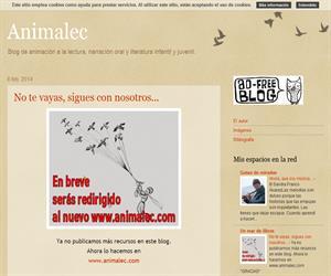 Animalec, animación a la lectura