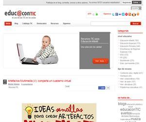 Educa con TIC. Recursos Educativos