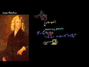 Introducción a la gravedad (Khan Academy Español)
