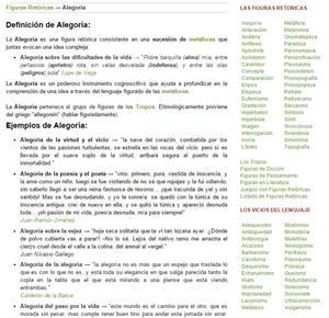 Alegoría: definición, ejemplos y ejercicios (retoricas.com)