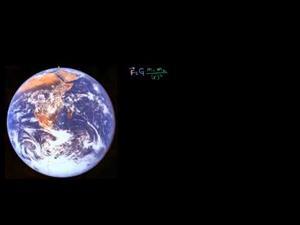 Gravedad en astronautas (Khan Academy Español)