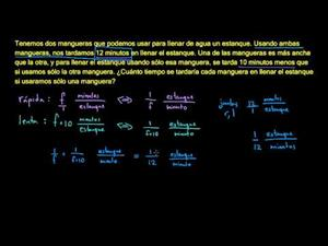 Aplicando ecuaciones racionales - parte 3 (Khan Academy Español)