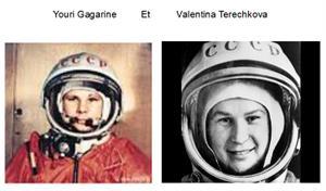 Des femmes dans l'espace ?