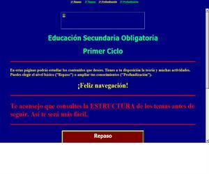 Lecciones y actividades para Lengua castellana y Literatura (1º y 2º de Secundaria)