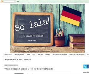 """""""Wheel Decide"""" una herramienta divertida para las clases de idiomas."""