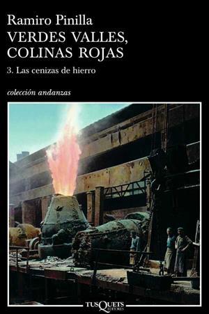 Las cumbres de Euskadi. Crítica literaria de 'Las cenizas del hierro' de Ramiro Pinilla