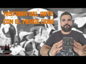 Historia del arte en Merge Cube III