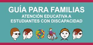 Atención educativa a estudiantes con discapacidad: Guía para familias (PerúEduca)