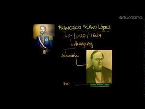 Paraguay: Natalicio del Mariscal Francisco S. López