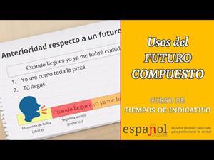 Usos del futuro compuesto (perfecto)