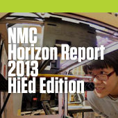 2013 Higher Education Edition | NMC Horizon Report