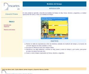Medición del tiempo (Descartes)