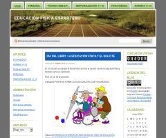 BLOG DE AULA DE EDUCACIÓN FÍSICA :EDUCACIÓN FÍSICA ESPARTERO