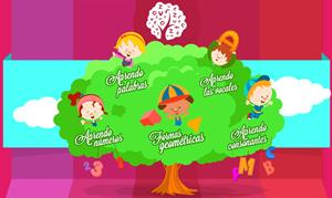 El árbol de las palabras. Vacaciones de verano 2014