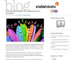 ¿Por qué la educación sin Creatividad no es suficiente? | El Blog de MasqueClases