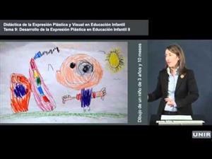 Desarrollo expresión plástica educación infantil