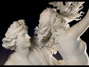 Bernini: Apolo y Dafne y Éxtasis de Santa Teresa