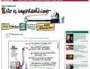 Filtraciones, sobre Wikileaks (Viñeta de humor de Manel Fontdevila en 'Público')