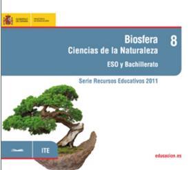 Proyecto Biosfera. Ciencias de la Naturaleza para ESO y Bachillerato