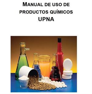 Manual de uso de productos químicos (Universidad Pública de Navarra)