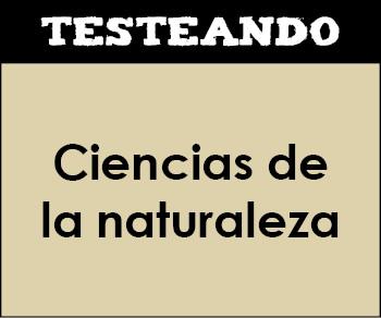 Ciencias de la naturaleza - Asignatura completa. 2º ESO (Testeando)