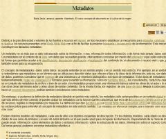 Tesis Doctoral: María Jesús Lamarca Lapuente. El nuevo concepto de documento en la cultura de la imagen