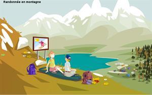 La campagne et la montagne