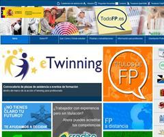 Todo FP - Portal de Información del Ministerio de Educación para estudios de Formación Profesional