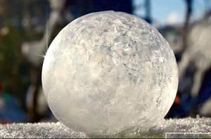 Make a Big Dry Ice Bubble-Experiments for kids (Burbuja de Hielo-Experimento para niños)