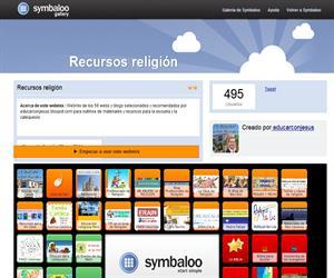 Simbaloo Recursos de Religión