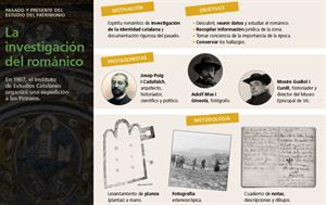 La investigación del románico: Pasado y presente del estudio del patrimonio